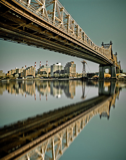 59th Street Bridge NYC New York City