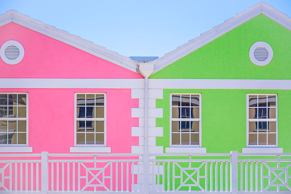 Colorful Caribbean Houses Www Pixshark Com Images
