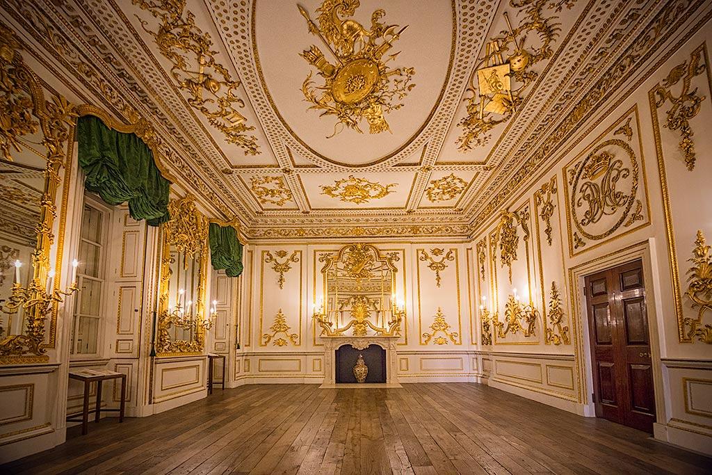 Architecture Ornate Gold Room Roccoco Decoration Antonyz Photography