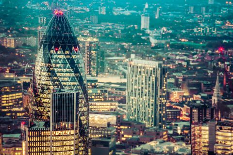 london-swiss-re-building-gherkin-view-from-shard