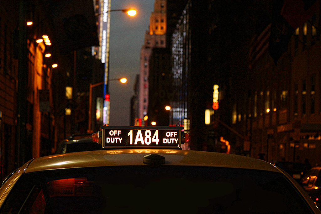 nyc taxi cab