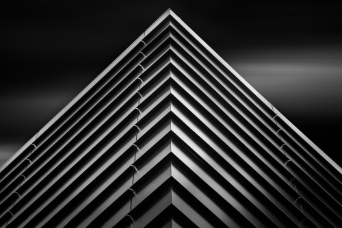 architecture-long-exposure-lines-angles-modern-office-buildings-black-and-white