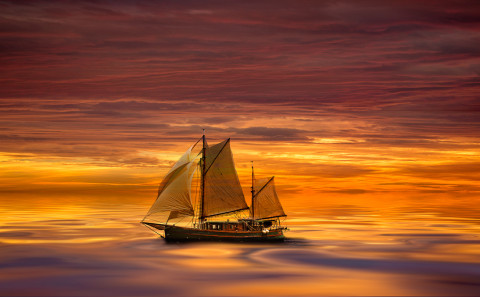 journey-waterscape-sail-boat-fine-art-sunset