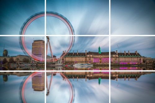 london-eye-rule-of-thirds-grid-layout-example