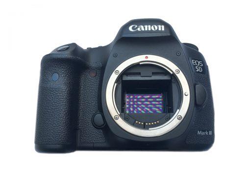 canon camera sensor