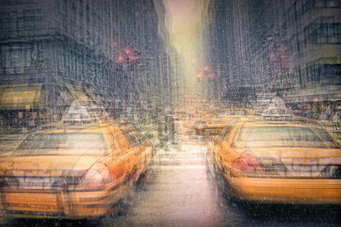 antonyz-NYC-Midtown-taxi-traffic