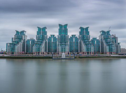 antonyz residential building in London