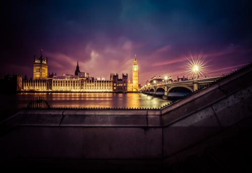 antonyz london westminster palace night lightroom preset 1