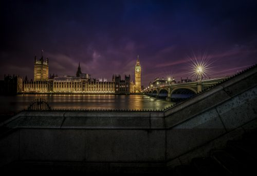 antonyz london westminster palace night lightroom preset 2