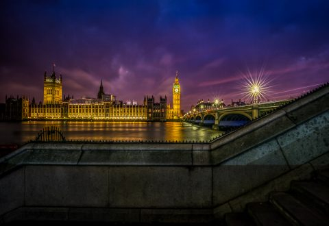antonyz london westminster palace night lightroom preset 3