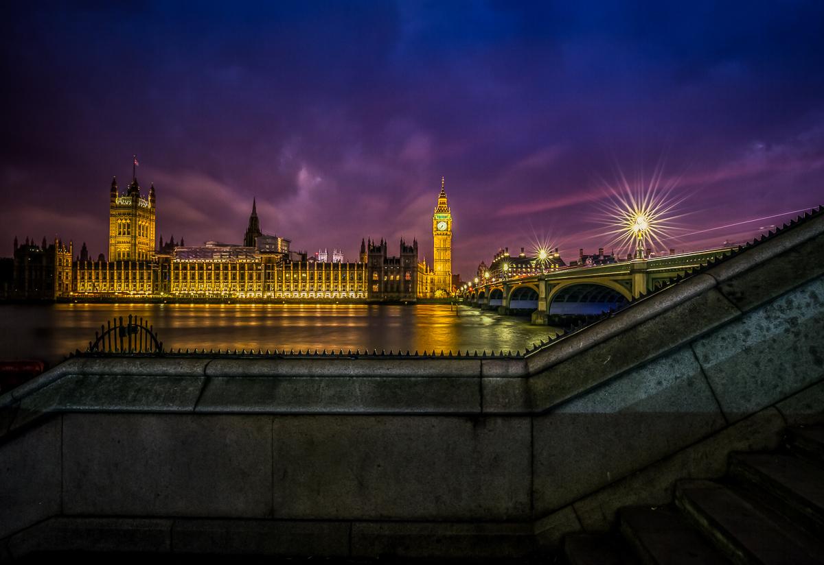 antonyz london westminster palace night lightroom preset 3