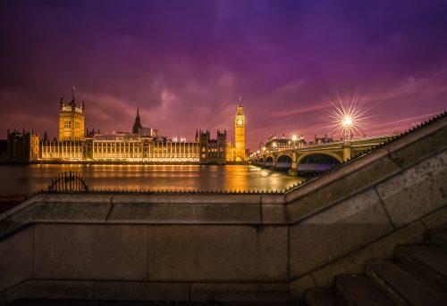 antonyz london westminster palace night lightroom preset 4