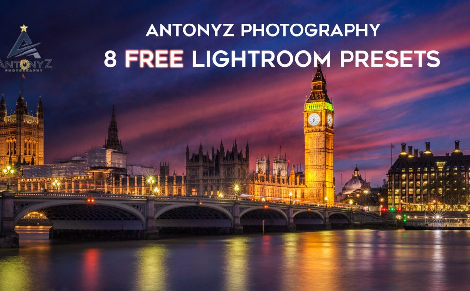 antonyz free lightroom presets