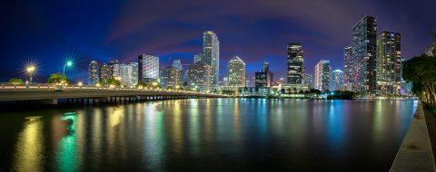 Miami-panorama-brickell-key