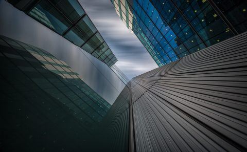 antonyz long exposure architecture modern office building London