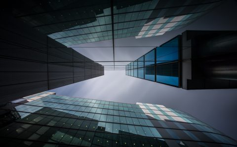 antonyz long exposure architecture modern office reflected building London