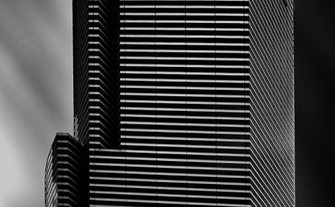 antonyz long exposure architecture black and white modern office building