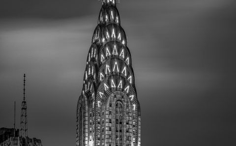 antonyz long exposure architecture chrysler building manhattan new york city america usa