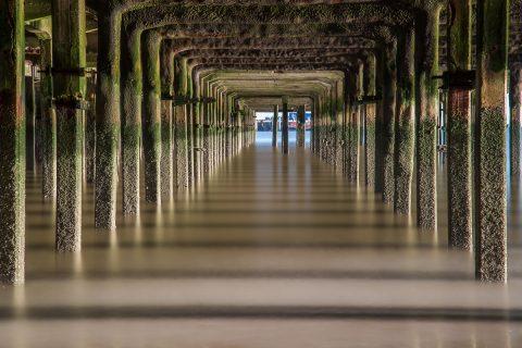 antonyz long exposure architecture pier jetty uk