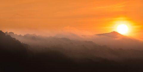 antonyz long exposure landscape cloud mountain sunset wales uk