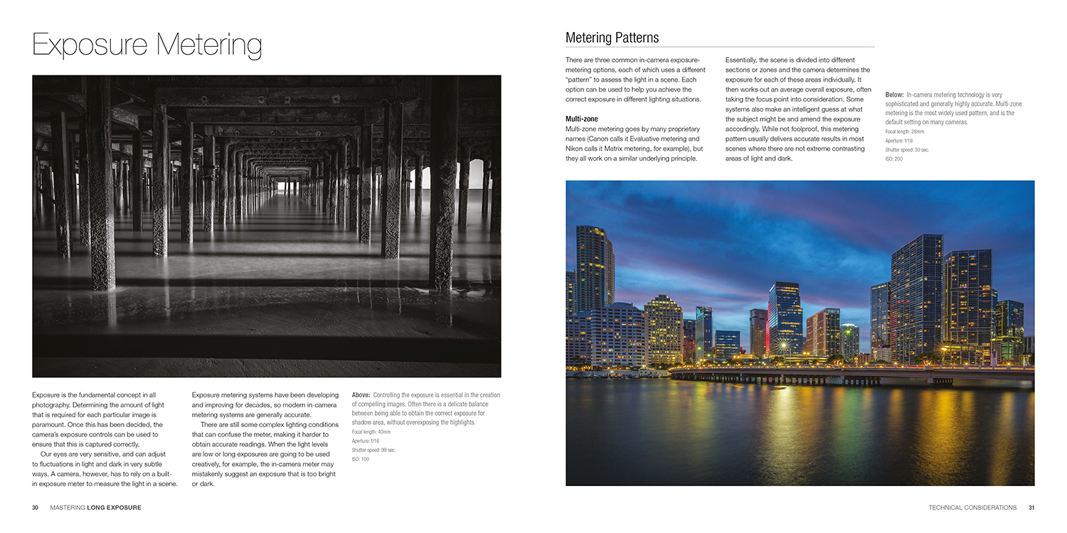 antonyz mastering long exposure photography book sample page