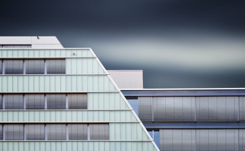 antonyz long exposure architecture angular modern office building