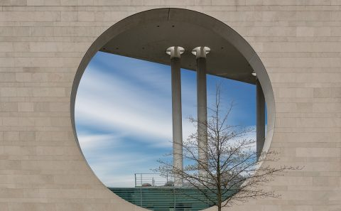 antonyz long exposure circular architecture modern building