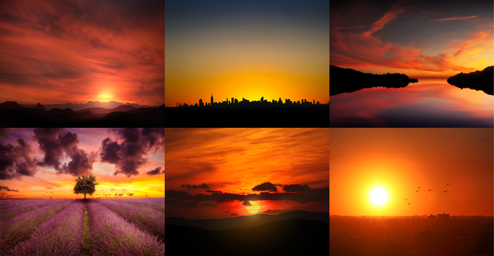 antonyz sunset compilation landscape photography