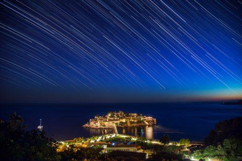 antonyz photograph montenegro star trails astro photography night sky