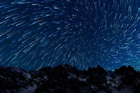 antonyz photograph mountains star trails vortex astro photography night sky