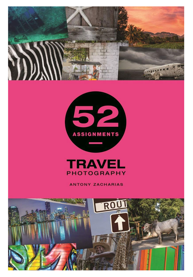 52 assignments travel by antony zacharias