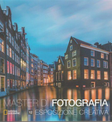 antonyz mastering long exposure Natial Geographic Italia  book cover