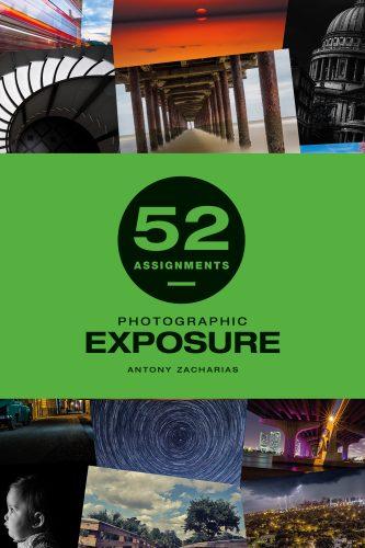 antonyz 52 assignments photographic exposure book cover